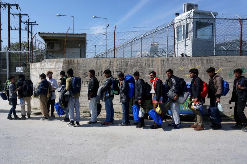 أعلن مسؤولون أمس أن 1662 مهاجراً وصلوا إلى البلاد منذ بدء تطبيق الاتفاق بين الاتحاد الأوروبي وتركيا