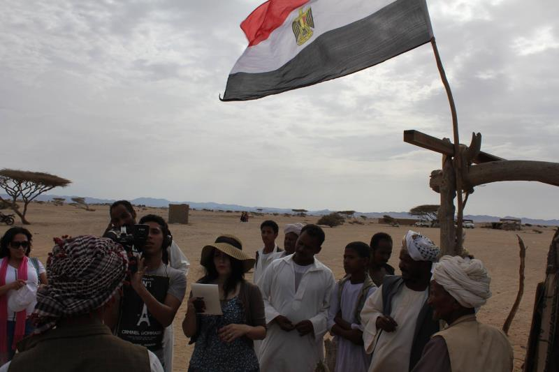 بينما يرى النواب أن زيارتهم ردٌّ على السودان، يحاول الأهالي الحصول على مكتسبات (من الويب)