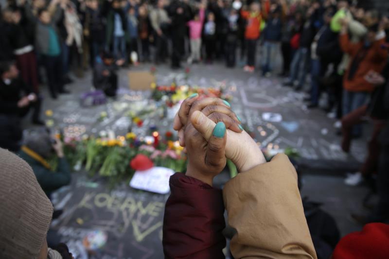 خلّفت الهجمات التي استهدفت المطار وشبكة المترو في بروكسل 34 قتيلاً وأكثر من مئتي جريح