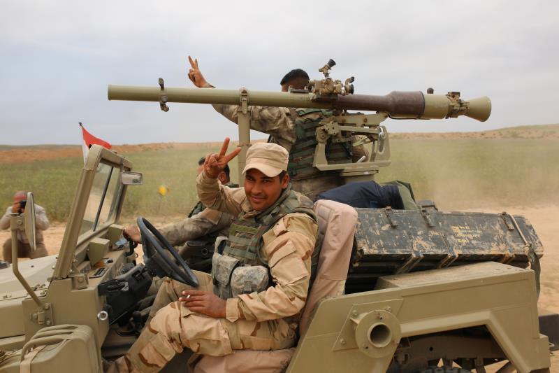 تسعى العمليات إلى استنزاف «داعش» ومنعه من مهاجمة القطعات العسكرية في مخمور