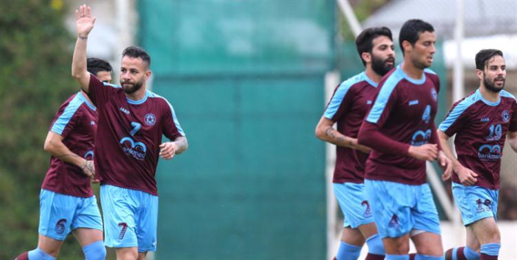 سجّل لاعب النجمة حسن المحمد هدفين في مرمى المنصورة