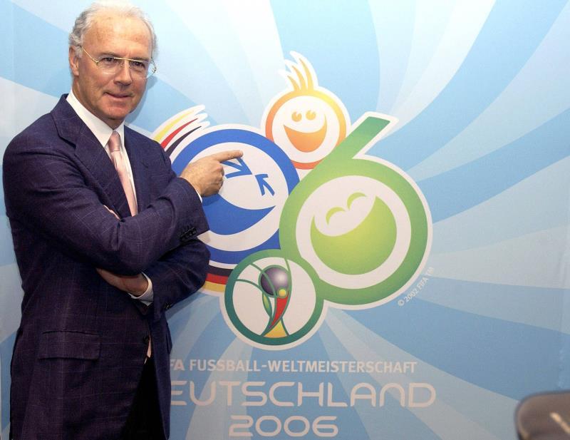 """مزاعم فساد حول """"شراء"""" الاتحاد الألماني حقوق الاستضافة (أرشيف)"""