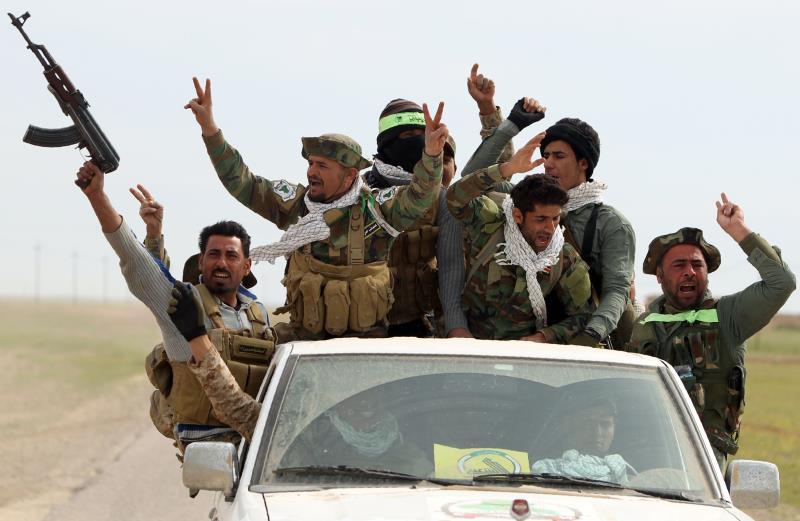 العبادي: عملية تحرير جزيرة سامراء حققت أهدافها في وقت قياسي