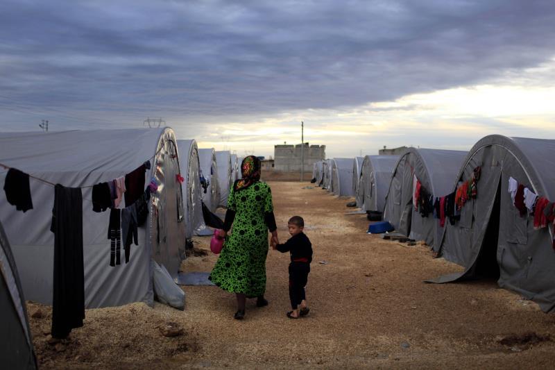 لبنان والنازحون السوريون