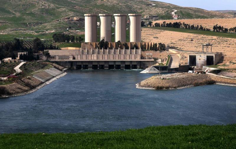 ولّد تضارب المعلومات عن حقيقة وضع السد غموضاً