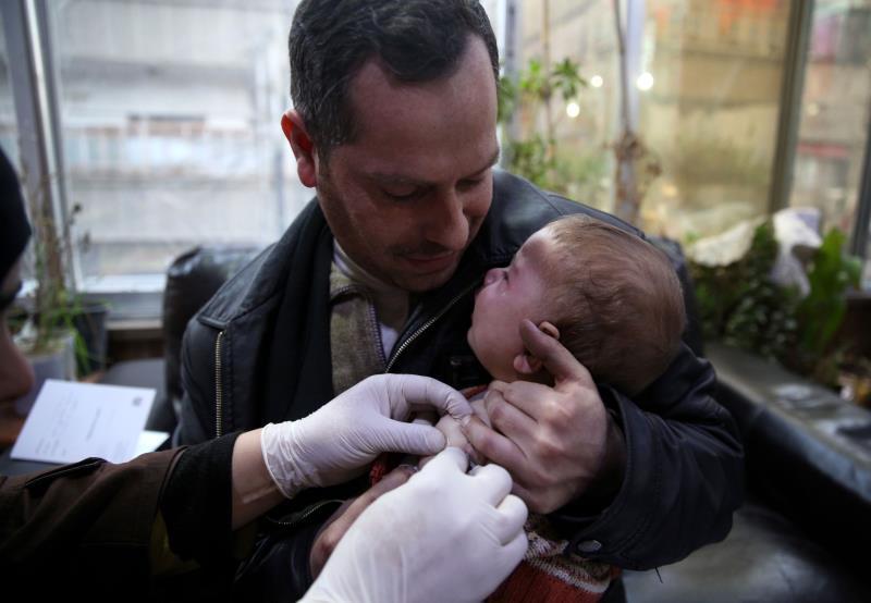 لا تكاد تخلو عيادة طبيب واحد في دمشق من مرضى قصدوه من المنطقة الشرقية