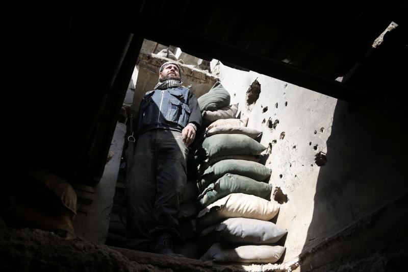 تباكى المعسكر المعادي لسوريا على مصير حلب كما تباكى خلال معركة حمص