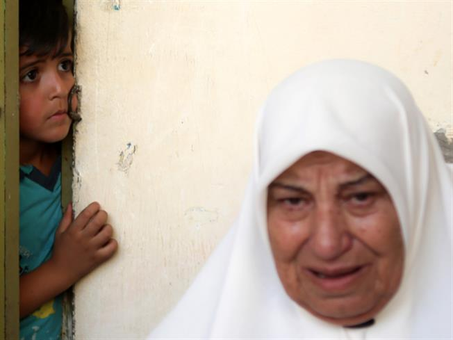 نساء الانتفاضة: أكثر من نصف الصورة