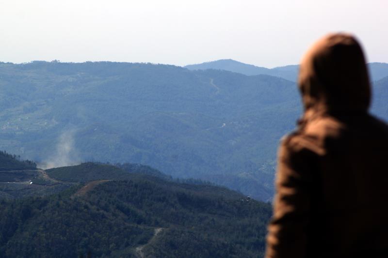 كثّف الجيش ضرباته على التلال الحدودية مع تركيا