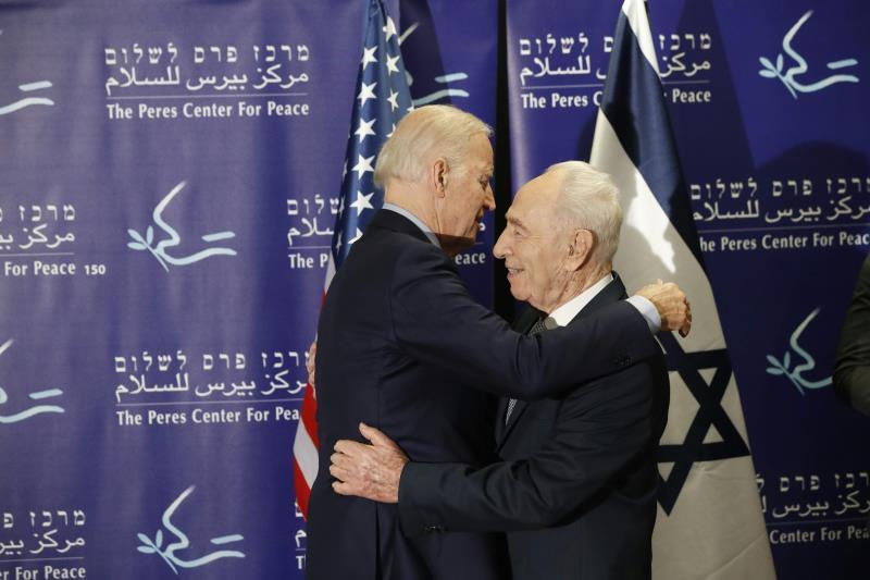 بايدن: إسرائيل جزء من روحي