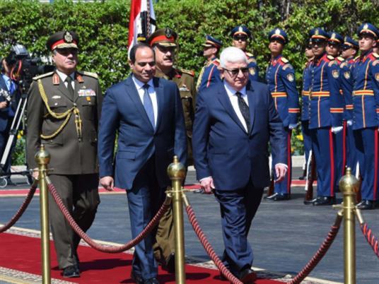 «دعم مصر» يمرر لائحة البرلمان على مقاسه