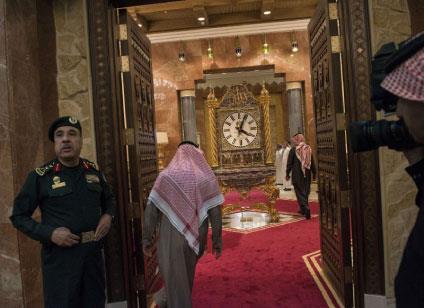 السعودية: حول إمكانية صعود حركة فاشية