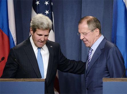 «جنيف 2»: حل للنزاع بين الدولتين العظميين