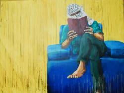 منذر جوابرة: «الملثّم» في بيروت