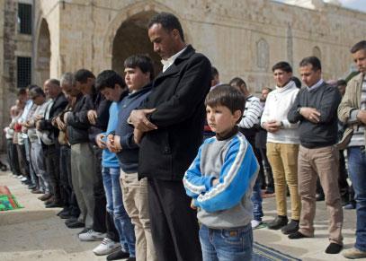 تهويد القدس المحتلة يبدأ من جبل الهيكل