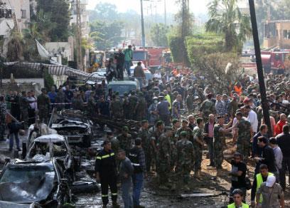 فلسطينيون انتحاريون   ... من المسؤول؟