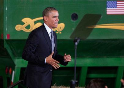 عن أوباما و«حال الاتحاد»