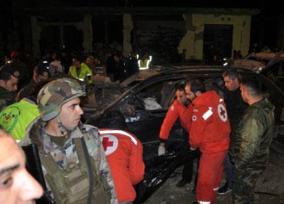 ردّ «النصرة» على هزيمة يبرود: تفجير انتحاري في النبي عثمان