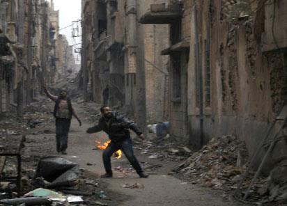 دير الزور: الحرب لا تفسد للعشائر قضية!