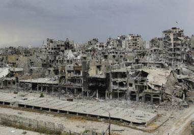 بريد حمص: سنعود بعد قليل