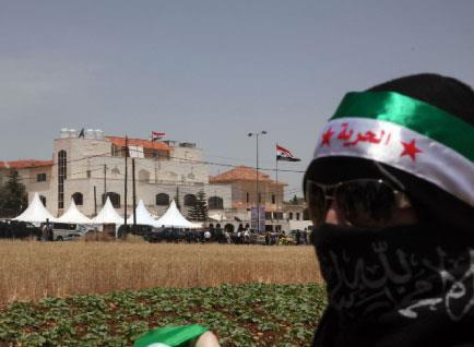 الجمع السوري في عمان... انتخابات الوحدة والأمل
