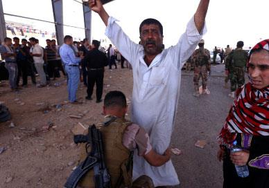 العراق في حال «طوارئ»