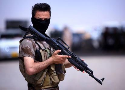 تعزيز «الغور» يحمي  إسرائيل من «داعش»