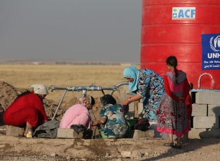«داعش» وحرب المياه: إلى الحديثة در