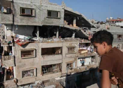 لماذا لا ينزل الفلسطينيون إلى الملاجئ؟