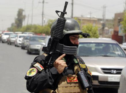 مصفاة بيجي في أيدي «داعش»