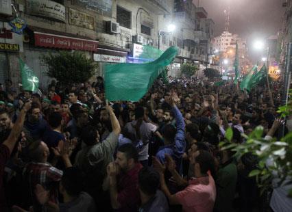 غزة والضفة تعيشان العيد قبل حلوله
