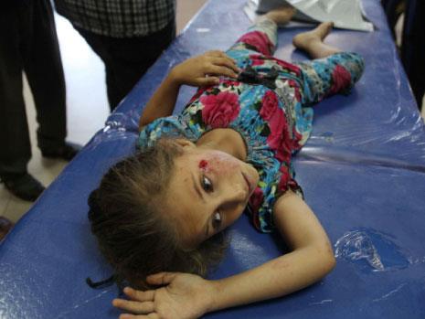 سلطات سيناء تتحرك حمايةً لمصابي العدوان