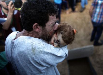 «الشجاعية» تتكرر في خانيونس وسماء فلسطين تحت سيطرة المقاومة