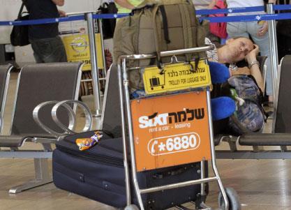 إسرائيل تندب «السماء المغلقة»: إلى إيلات