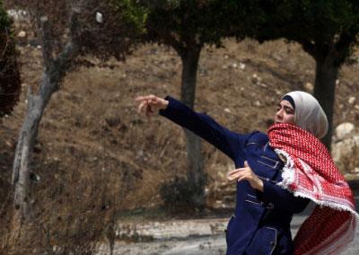 الضفة تنتصر لغزة: مواجهات في القدس ورام الله     ونابلس