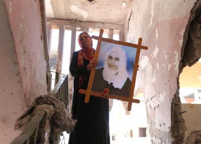 بيت حانون مدينة أشباح: عندما تمتزج رائحتا الدم والبارود