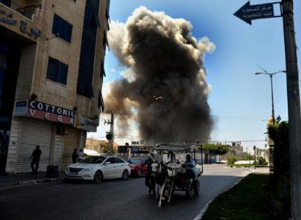 لماذا لا تقاتل «داعش» إسرائيل؟