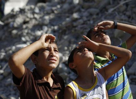 الأمراض المعدية تجتاح سكان غزة!
