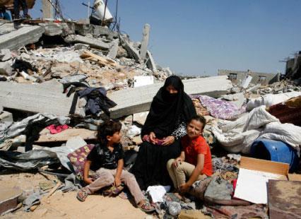 غزّة ولّادة:  4500 طفل رأوا النور خلال الحرب