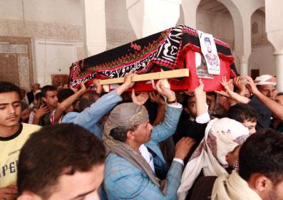 اليمن | زمن «القتل على الهوية» ينطلق من حضرموت:  «القاعدة» يذبح 14 جندياً