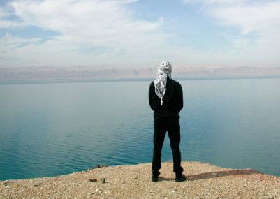 روحه عانقت بغداد... تحت شمس الله