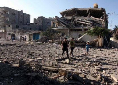 إسرائيل تختار الدم لصياغة مشهد تفـاوضي جديد