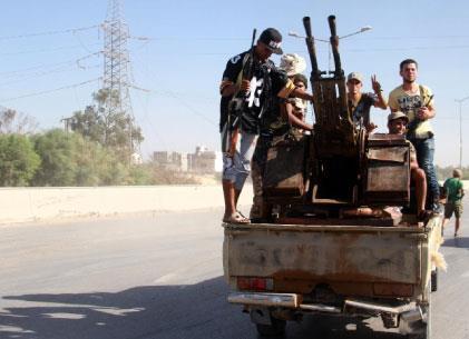 ماذا يجري في ليبيا؟