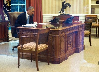 أوباما يعلن حرب نهاية الولاية: الهدف «داعش» والأسد معاً