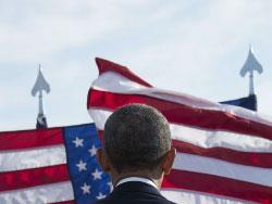 أوباما: لدي خطتي ولست جورج بوش