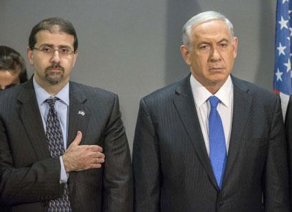 نتنياهو لمؤتمر جدة: لا تنسوا أعداءنا