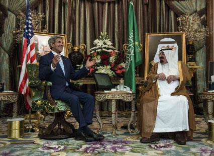 جدة تثبّت التفاهم الأميركي ـ السعودي:  الحملة تشمل ليبيا ولبنان وسوريا والعراق واليمن