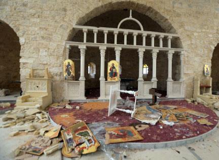 «إخواننا الشيعة» يخفّفون قلق بسكنتا: السلاح لا يزال هنا