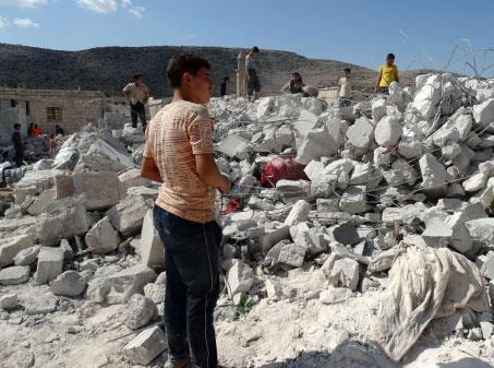 واشنطن تلاحق فروع القاعدة: غارات عنيفة في الشمال السوري