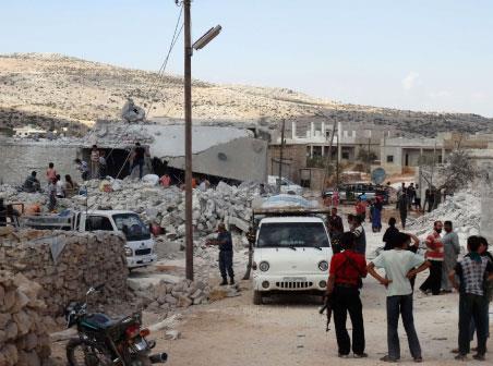 الأسد يرحب بأي جهد دولي لمكافحة الإرهـاب